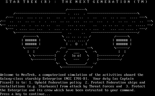 NexTrek screenshot 2
