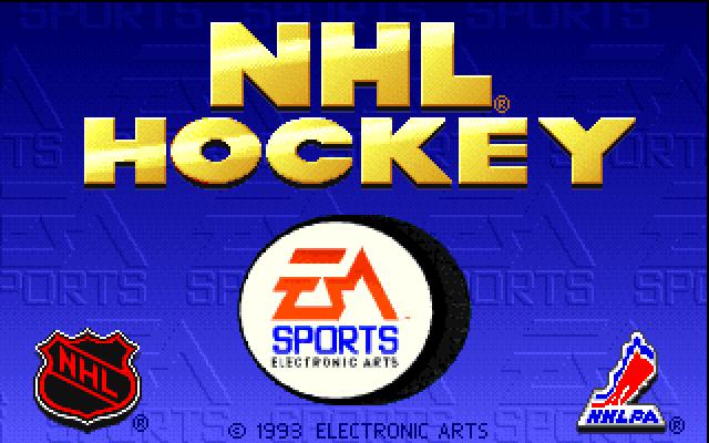 NHL Hockey screenshot 3