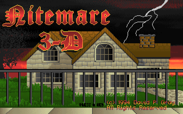 Nitemare-3D screenshot 3