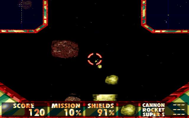 Outer Ridge screenshot 1
