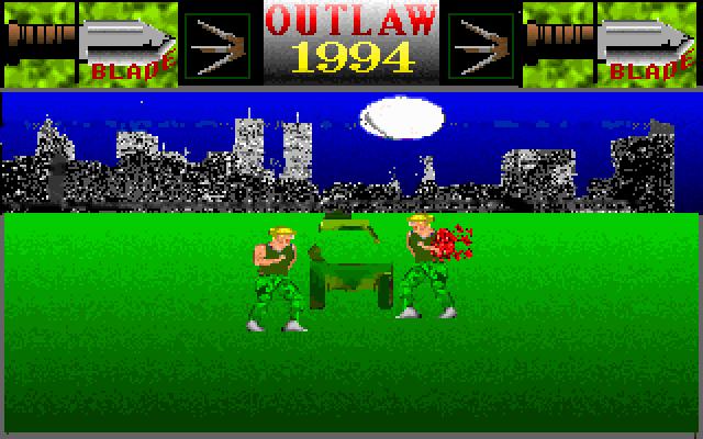 Outlaw 97 screenshot 1