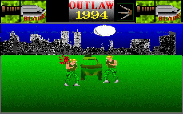 Outlaw 97 screenshot 2