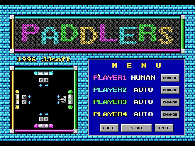 Paddlers screenshot 3