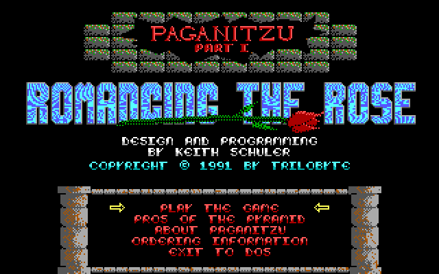 Paganitzu screenshot 3