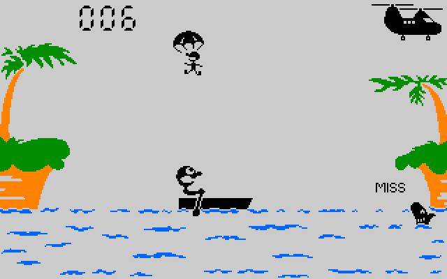 Parachute screenshot 1