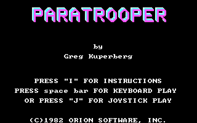 Paratrooper screenshot 3