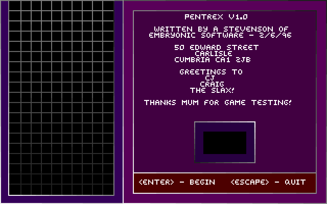 Pentrex screenshot 3