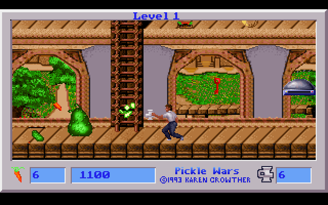 Pickle Wars screenshot 1
