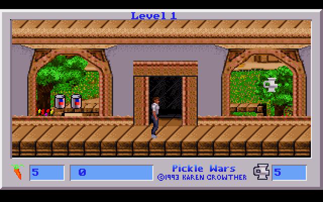 Pickle Wars screenshot 2