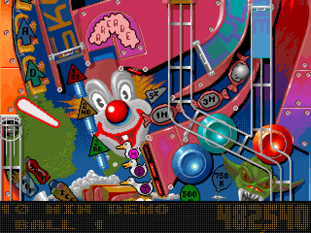 Pinball Fantasies screenshot 1