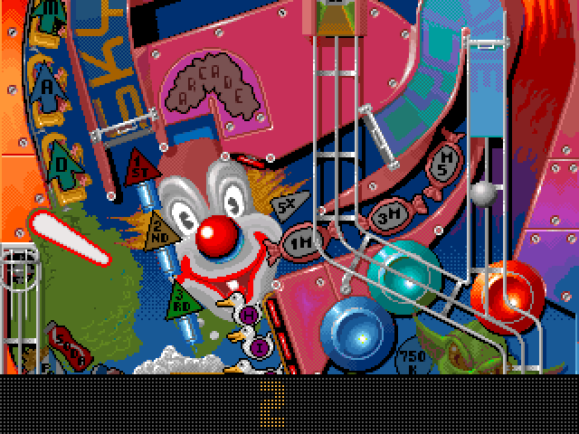 Pinball Fantasies screenshot 2