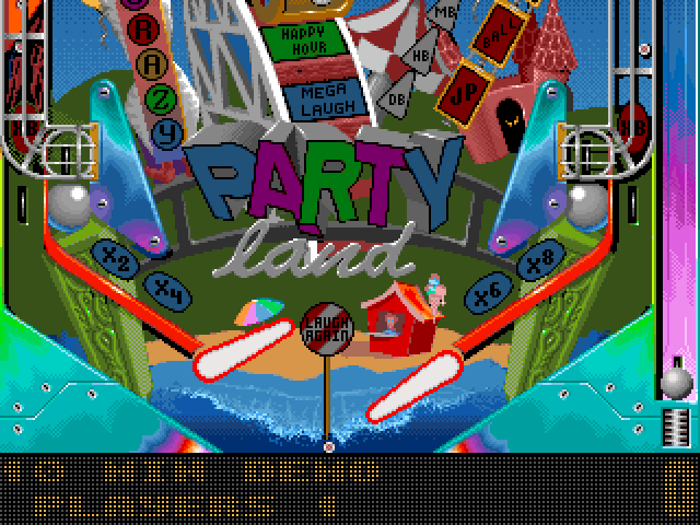 Pinball Fantasies screenshot 3