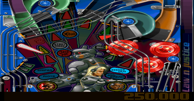 Pinball Illusions screenshot 1