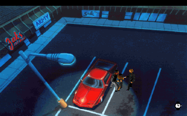 Police Quest 3: The Kindred screenshot 1