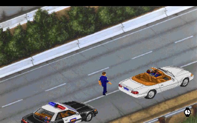 Police Quest 3: The Kindred screenshot 3
