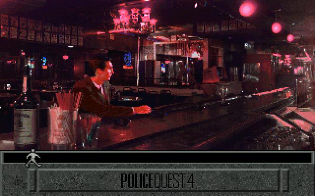 Police Quest 4: Open Season screenshot 2