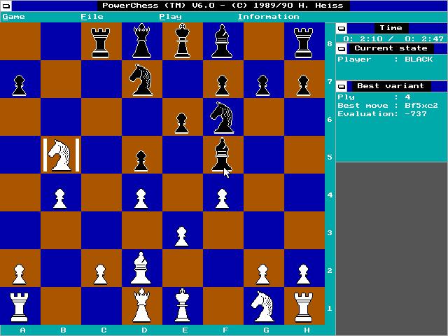 Power Chess screenshot 3