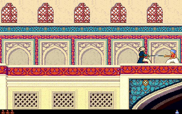 Prince of Persia 2 screenshot 1