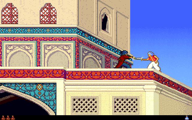 Prince of Persia 2 screenshot 2