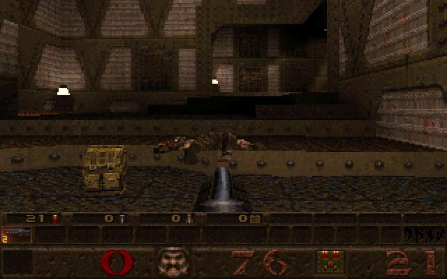 Quake screenshot 1