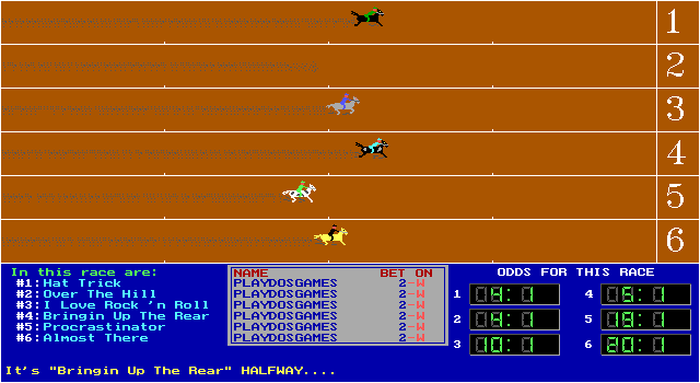 Race the Nags screenshot 1
