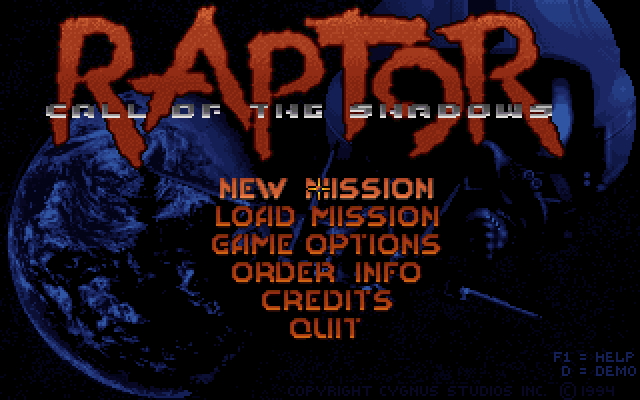 Raptor: Call of the Shadows screenshot 3