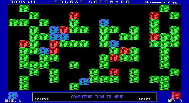 Robix screenshot 1