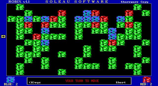 Robix screenshot 2