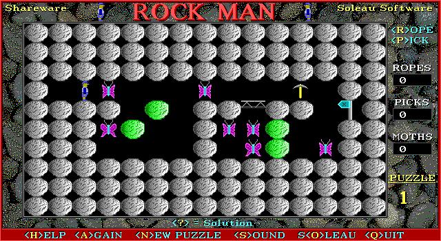 Rock Man screenshot 1
