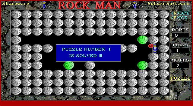 Rock Man screenshot 2