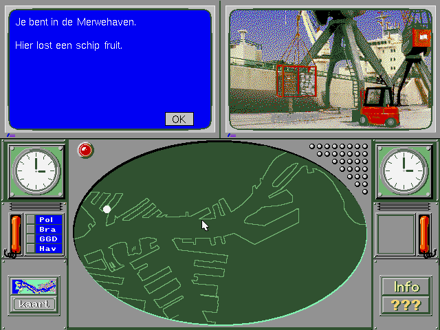 Rotterdamse Haven screenshot 3