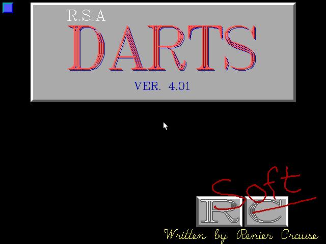 RSA Darts screenshot 3