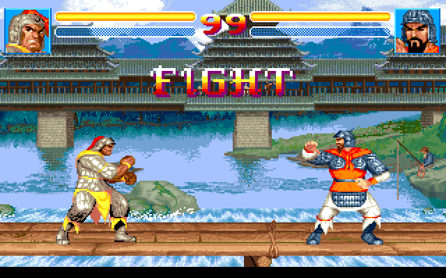 Sango Fighter 2 screenshot 1