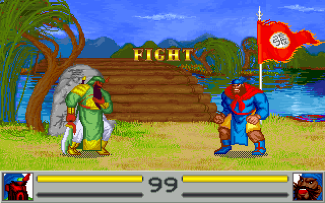 Sango Fighter screenshot 1