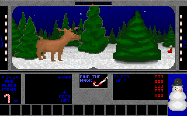 Santa's Rescue 3D screenshot 2