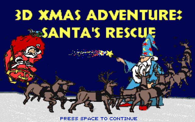Santa's Rescue 3D screenshot 3