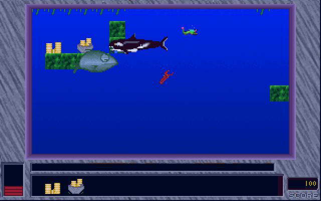 Scubaman's Quest screenshot 1