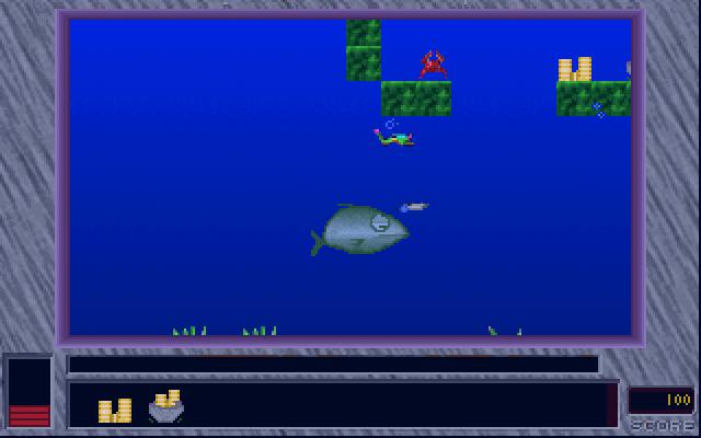 Scubaman's Quest screenshot 2