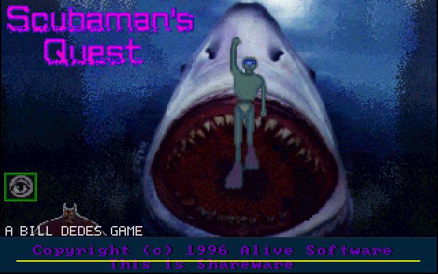Scubaman's Quest screenshot 3