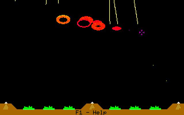 Scud Attack screenshot 1
