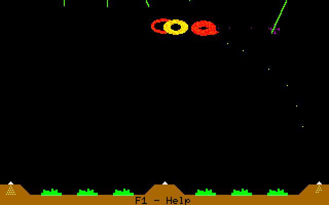 Scud Attack screenshot 2
