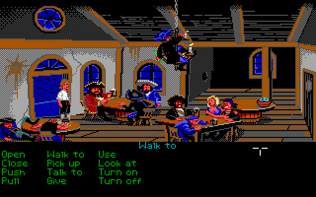Monkey Island Online Spielen