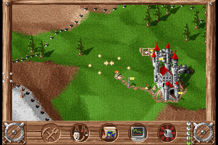 Settlers screenshot 1