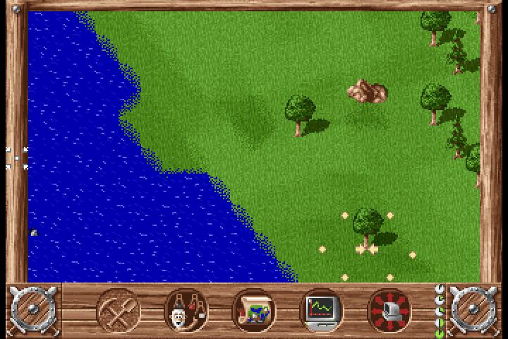 Settlers screenshot 2