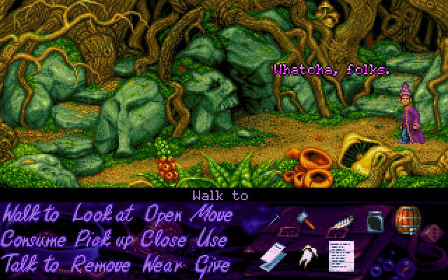 Simon the Sorcerer screenshot 2