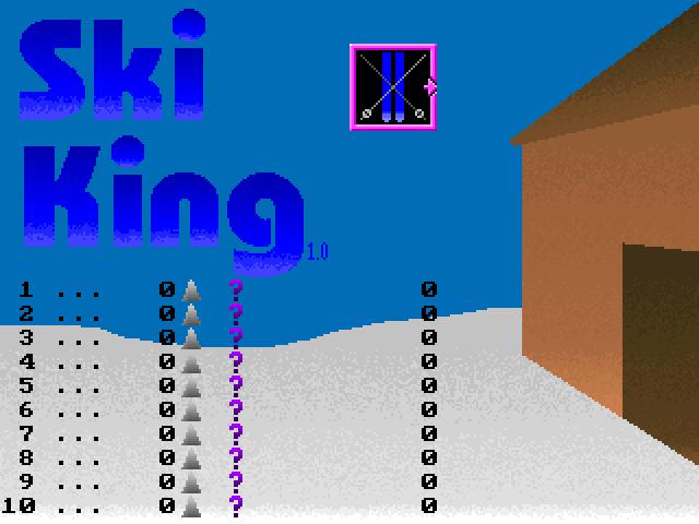 Ski King screenshot 3