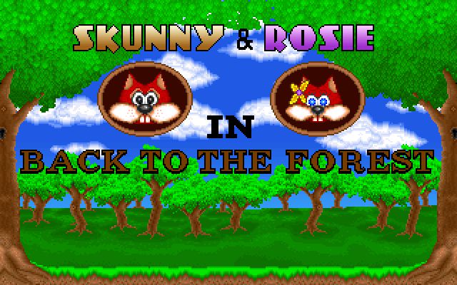 Skunny: Back to the Forest screenshot 3