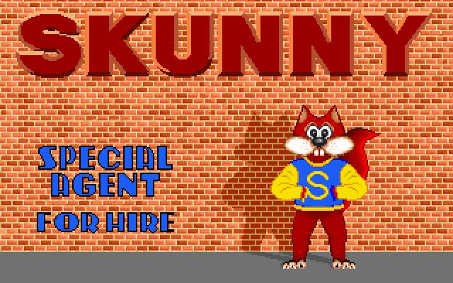 Skunny: Lost in Space screenshot 2