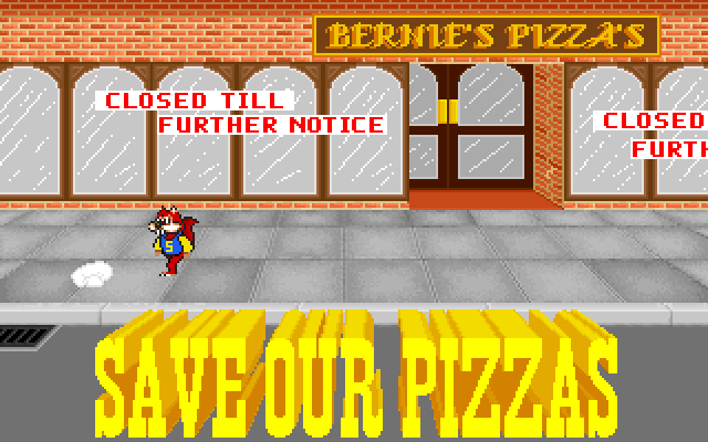 Skunny: Save Our Pizza's screenshot 3