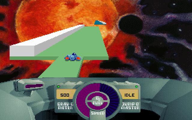 SkyRoads screenshot 1